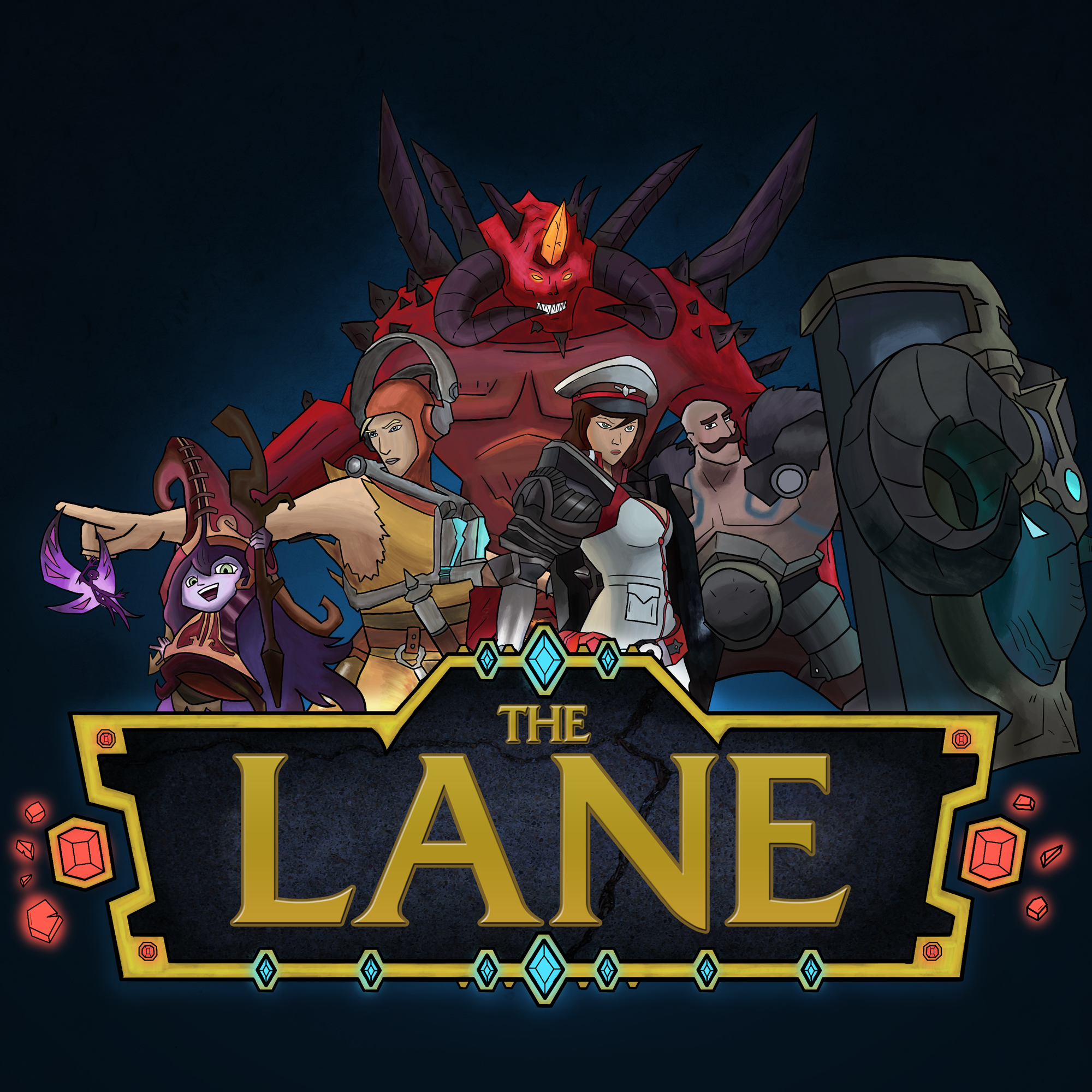 The Lane Podcast
